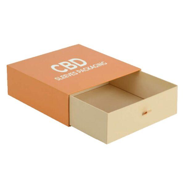 CBD Sleeves Packaging