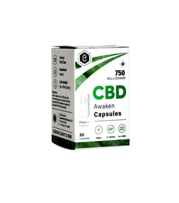 CBD Capsule Boxes