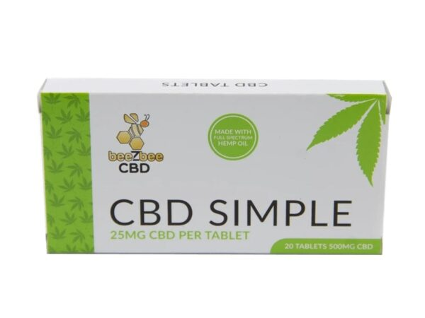 CBD Pills Boxes