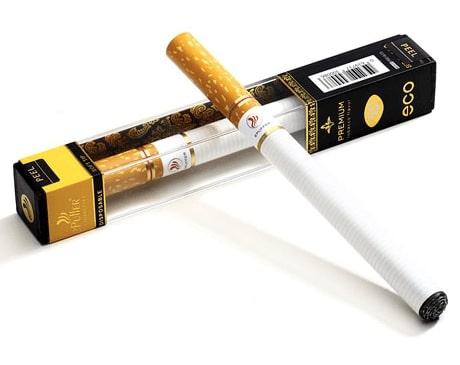 Rolled Cigarettes E-Cigs