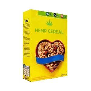 Hemp Cereal Boxes