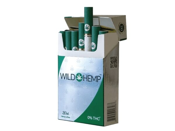 Hemp Cigarette Boxes