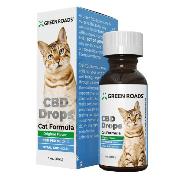 Hemp Oil Cats