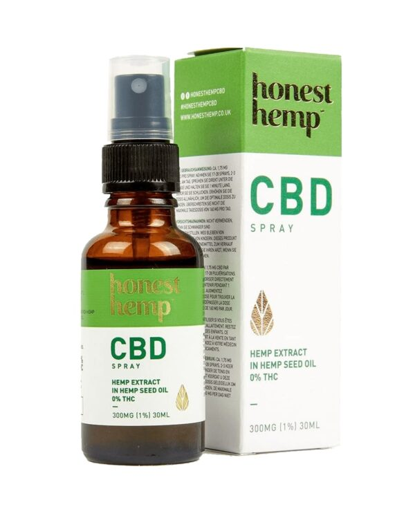 Hemp Seeds Oil Boxes
